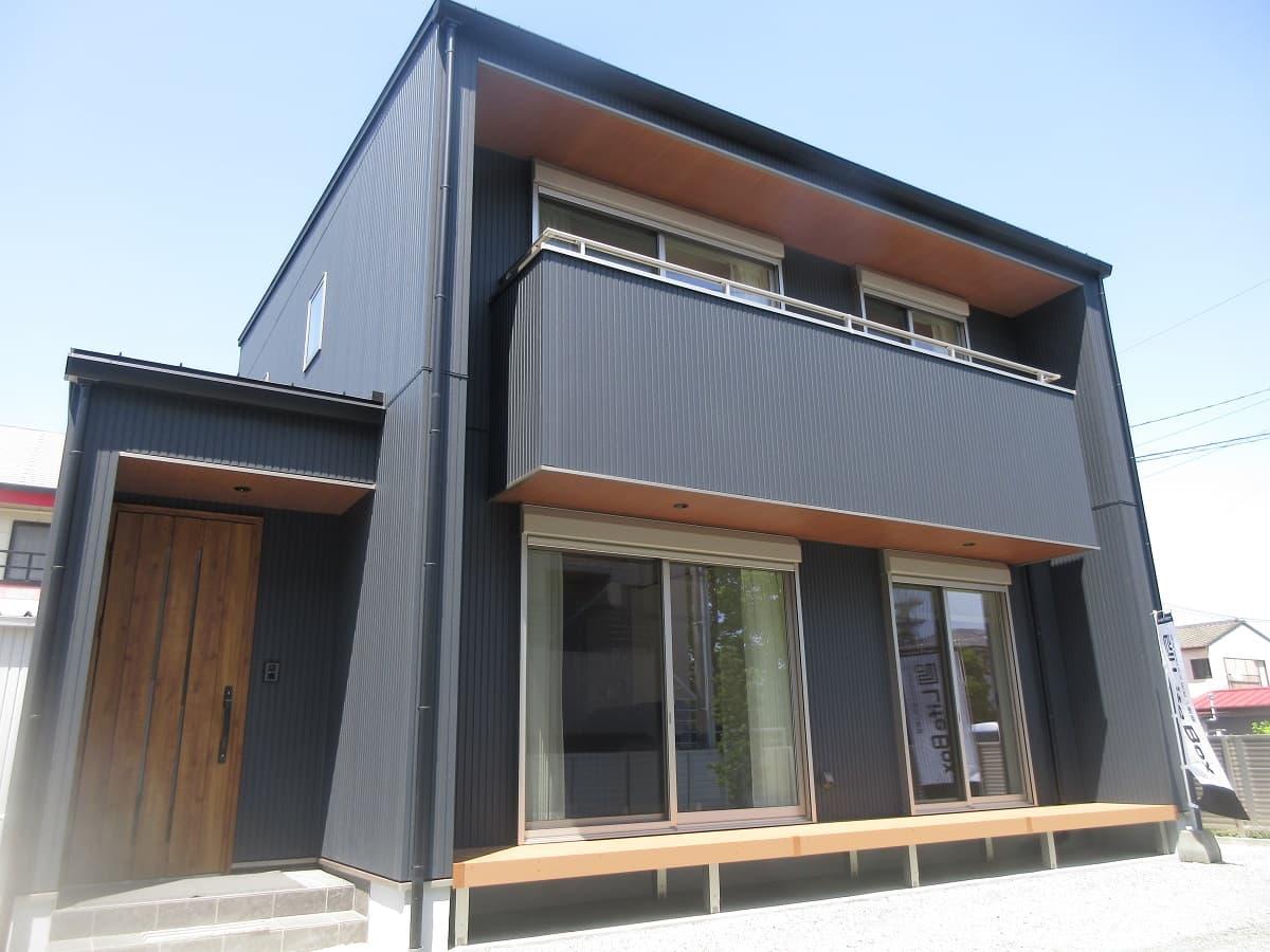 施工事例 9 デザイン×コスト×性能全てがちょうどいいをカタチに。LifeBoxモデルハウス〔箱の家シリーズ〕