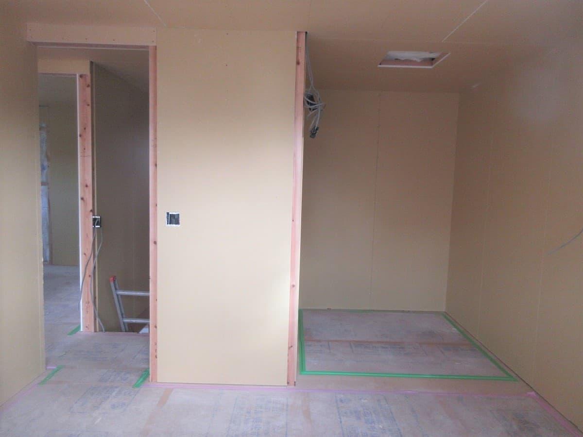 【現場レポート‼】NEWモデルハウス『LifeBox』大工工事・外壁工事進んでます‼