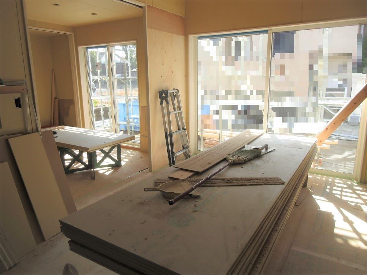 【現場レポート‼】NEWモデルハウス『LifeBox』大工工事がどんどん進んでます‼