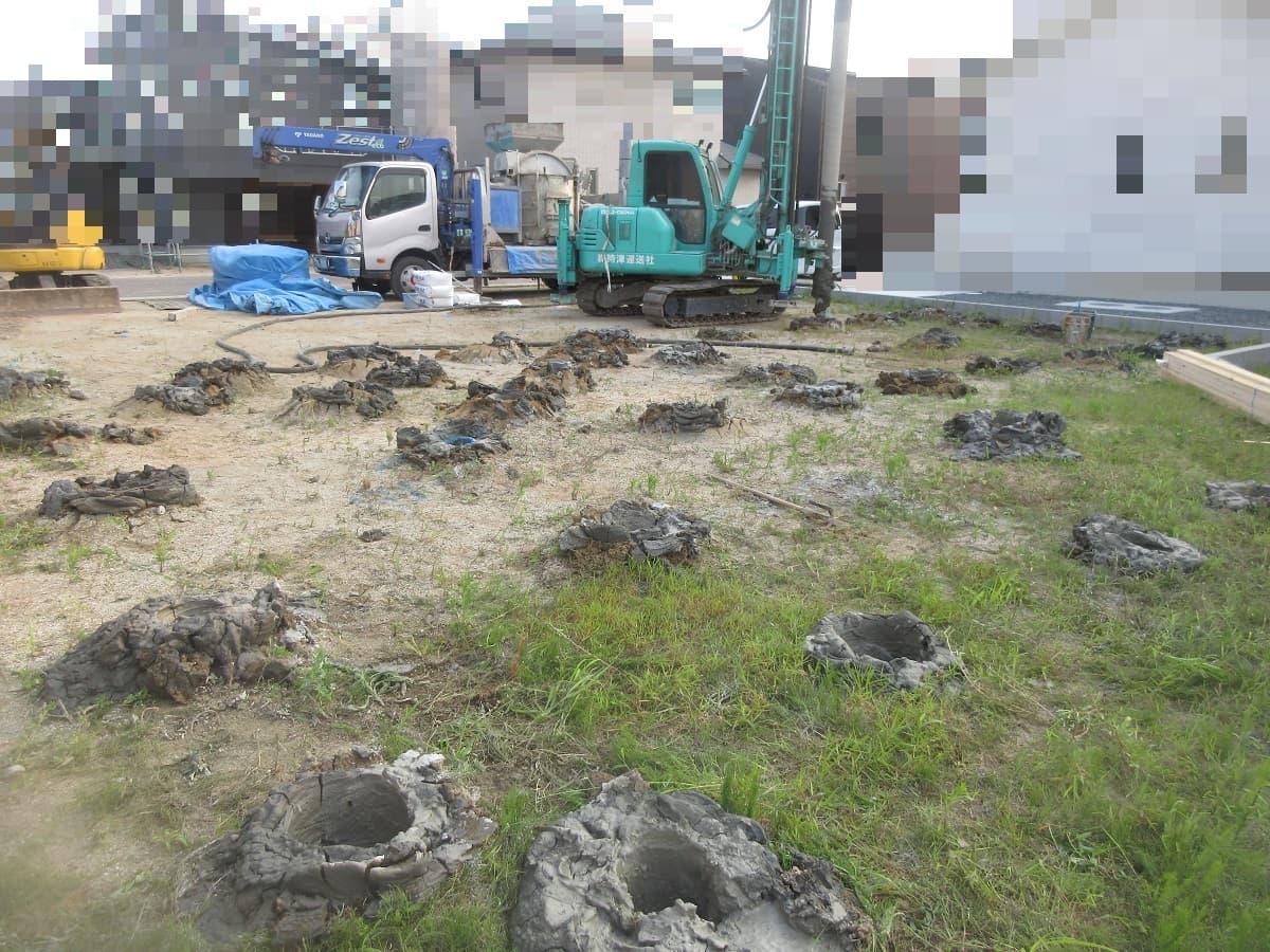 【現場レポート‼】〔HIRAYA〕杭工事から始まってます‼