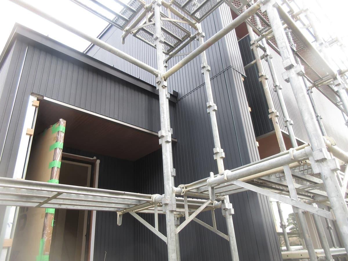 【現場レポート‼】NEWモデルハウス『LifeBox』外壁工事・内装工事進行中‼