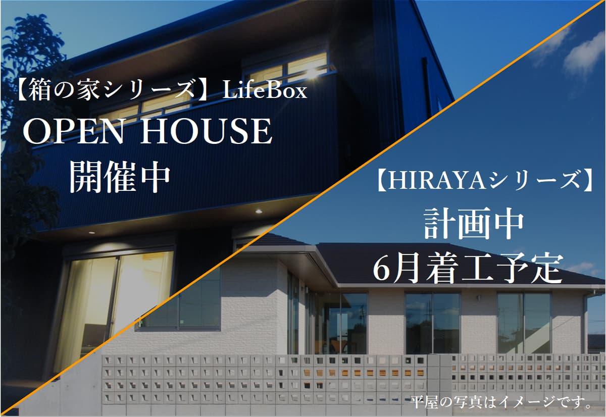 ☆【HIRAYA】シリーズ計画中のお知らせ☆